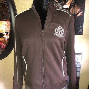 Ralph Lauren Active Jacket in Chocolate